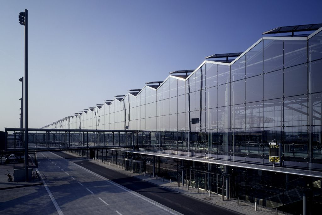Cologne Airport — Terminal 2