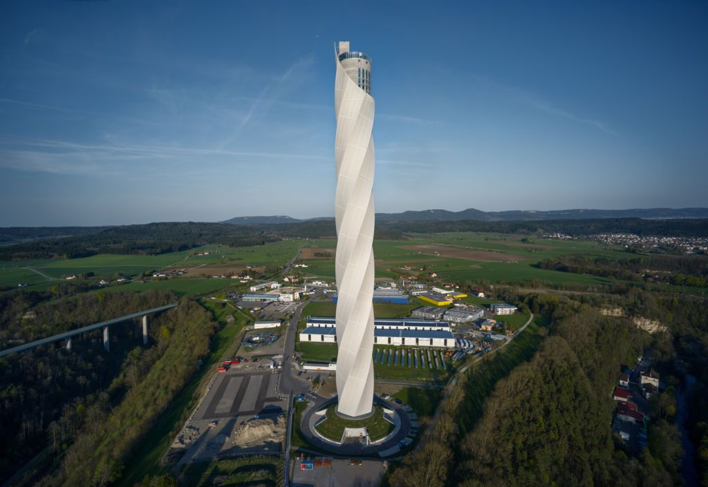 ThyssenKrupp Test Tower