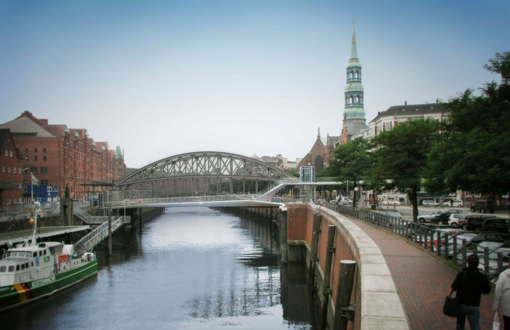 Willy Brandt Brücke