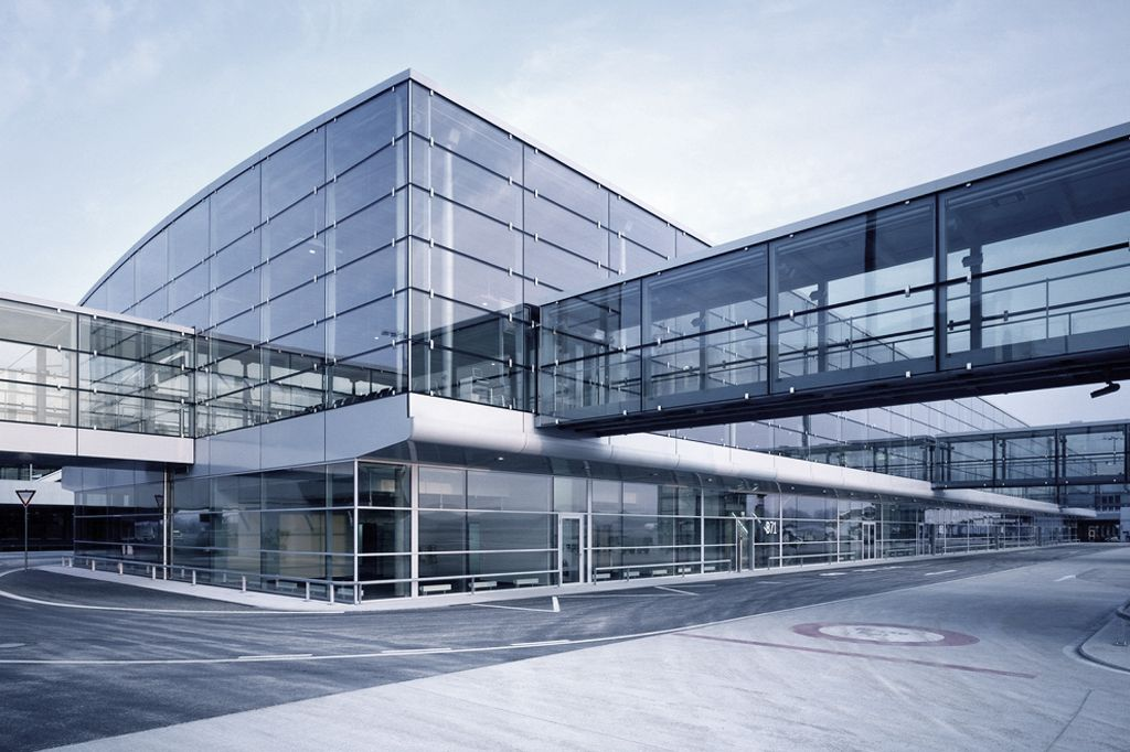 Cologne Airport – Terminal M