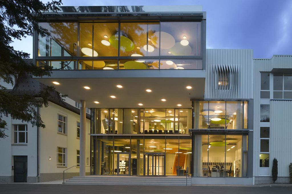 Reception Building Schmalz