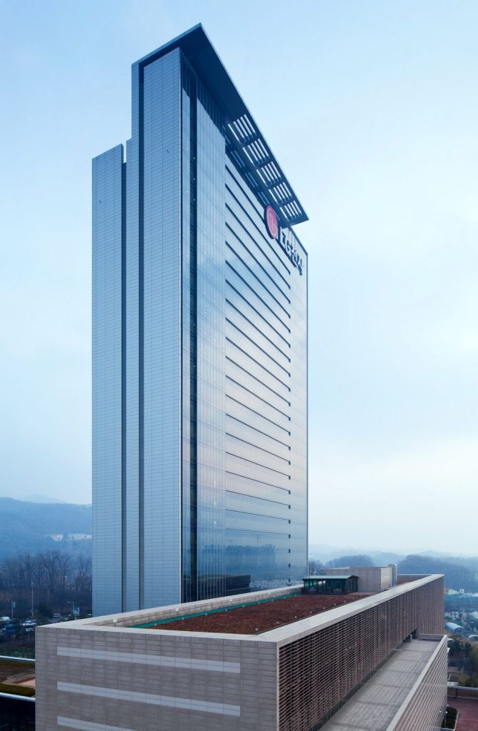 LG Electronics Tower